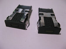 Micro-Switch M22885/93-LKA14H Green LED Panel Snap-In Indicator - NOS Qty 2