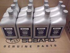 Genuine OEM Subaru ATF-HP - 1 Case (12 Quarts) (SOA427V1500)
