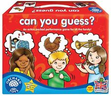 Orchard Toys Can You Guess