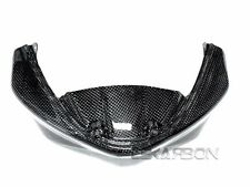 2008 - 2014 Ducati Monster 696 1100 796 Carbon Fiber Front Fairing - 1x1 plain