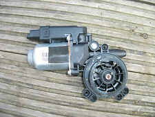 2002-2008 RENAULT MEGANE WINDOW MOTOR FRONT OR  REAR PASSENGER SIDE + MODULE'