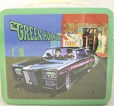 Green Hornet & Kato (Bruce Lee) The Black Beauty Repro Tin Lunch Box by G-Whiz