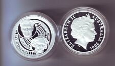 2001 Silver $5 Proof Coin Federation Reid Barton ex Masterpieces in Silver Set
