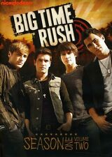 Big Time Rush: Season One, Vol. 2 [2 Discs] (2011, DVD NEUF)