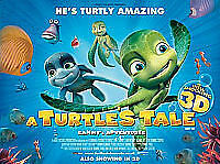 A Turtle's Tale - Sammy's Adventure (DVD, 2013)