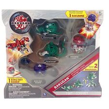 NEW Bakugan Mechtanium Surge Extension Pack Bakumine Baku Sky Raider Bakufusion
