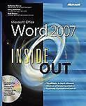 Microsoft  Office Word 2007 Inside Out-ExLibrary