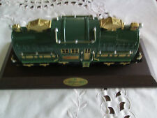 LIONEL CLASSIC TRAIN COLLECTION **NO.381 E LOCOMOTIVE**W/BASE BRASS PLAQUE*NEW*