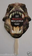 SDCC Comic Con 2013 EXCLUSIVE SyFy Primeval New World Face mask / Hand fan