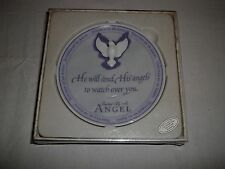 Touched By An Angel Collection Collectible Plate Enesco 589748
