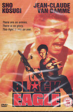 Black Eagle (DVD) - Jean Claude Van Damme - Brand New & Sealed
