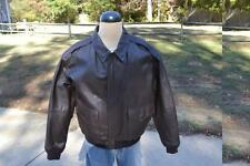 Airborne Leathers A-2 Flight Jacket - XL