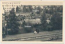Foto Norwegen- Fjord  Ort/Stadt ??  Soldatengräber    2.WK  (B236)
