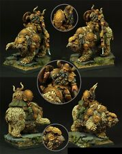 Scibor BNIB - 28mm/30mm Dwarf Warrior on War Bear #1