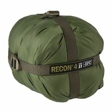 HALO Recon 4 Gen II Sleeping Bag -10°C Military Spec Tactical GREEN