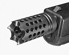 RB40M Razor Tactical Pistol/Carbine Muzzle Brake .40 10mm 14.5mm-1LH Glock+ USA