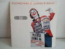 IJB INCROYABLE JUNGLE BEAT Urbi et orbi CEL 6810
