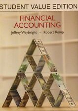 Financial Accounting, Student Value Edition by Jeffrey Waybright (2010,...