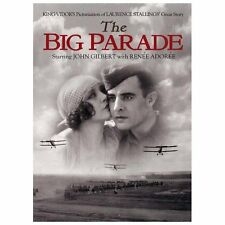 The Big Parade, Good DVD, Karl Dane, Hobart Bosworth, Claire Adams, Renee Adoree
