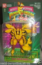 BANDAI POWER RANGERS MORPHINS EVIL SPACE ALIENS STINGER SHOOTING GRUMBLE BEE