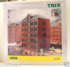 Trix H0 66151 H0 Bausatz Speicherstadt-Haus eingeschweißt NEU OVP sehr selten