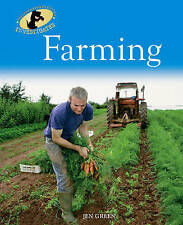 Farming (The Geography Detective Investigates) by Green, Jen