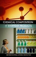 Chemical Composition of Everyday Products-ExLibrary