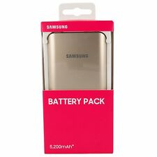 Original Samsung Power Akku Pack Bank für Galaxy S7 G930F EDGE G935F Farbe Gold