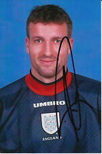 ENGLAND HAND SIGNED TIM FLOWERS 6X4 PHOTO 2.