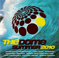 THE DOME - SUMMER 2010 / 2 CD-SET (UNIVERSAL MUSIC 2010)