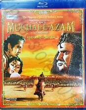 MUGHAL-E-AZAM BLURAY - DILIP KUMAR, MADHUBALA - CLASSIC BOLLYWOOD MOVIE SPECIAL