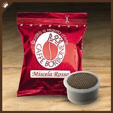 400 Capsule Caffè Borbone Rossa cialde compatibili Lavazza Point ESPRESSO CAFFE