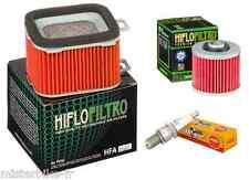 Kit Pack Entretien Révision YAMAHA SR 500 /SP filtre à air huile bougie  81-83 N