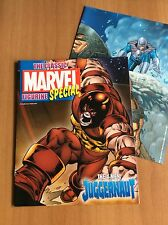 THE X-MEN JUGGERNAUT Fascicolo + Poster THE CLASSIC MARVEL FIGURINE SPECIAL