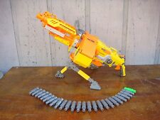 NERF N STRIKE VULCAN EBF-25  SOFT DART GUN BLASTER WITH TRIPOD MACHINE GUN