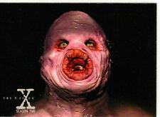 X Files Season 2 Promo Trading Card P3 from Topps 1996