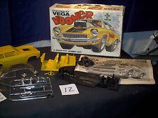 Model Kit  Chevy Vega VOOMER