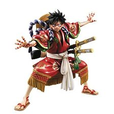 One Piece: Monkey D. Luffy Kabuki Edition Excellent Model 1/8 Scale Figure NEW