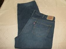 "LEVI'S 559 RELAXED STRAIGHT JEANS MEN'S SZ 50 X 30 -ACTUAL 48"" X 29""-  G4560"