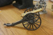 Vintage Pea Ridge Cast Iron & brass cannon Cannon