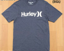 Hurley One and Only Color Premium Short Sleeve Tee (M) Blue