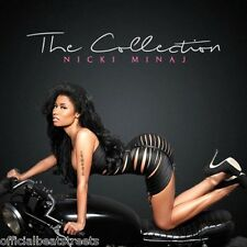 Nicki Minaj The Collection Rap Hip Hop (Mix CD) Mixtape