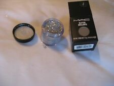 MAC PRO Glitter Brillants SILVER Multi Use  Full 7.5 size 100% Authentic BNIB