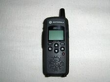 MINT Motorola DTR410 Digital On Site Portable 2 Way Radio 900MHz Walkie Talkie