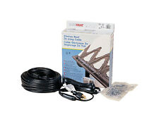 EASY HEAT ELECTRIC ROOF & GUTTER DE-ICING CABLE ADKS-400   **80 FEET CABLE ft