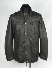 PEPE JEANS Jackdaw Hidden Hood Men Jacket Coat Size M
