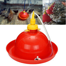 Pet Thick Chicken Duck Goose Type Automatic Waterer Backyard Poultry Supply