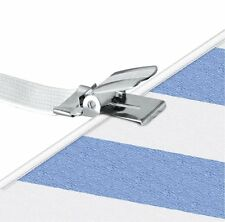 Wenko Ironing Board Cover Clips Fasteners 3 Pack Lockers Clippers