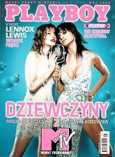 Playboy Poland 05/2002 Paulina Jaskolska, Joanna Horodynska, Shanna Moakler