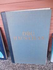 DBG Hausatlas, E Debes Handatlas, aus dem Verlag Deutsche Buch-Gemeinschaft